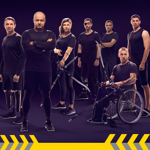 Fifteen Team Ukraine members named to Invictus Games first-team squad