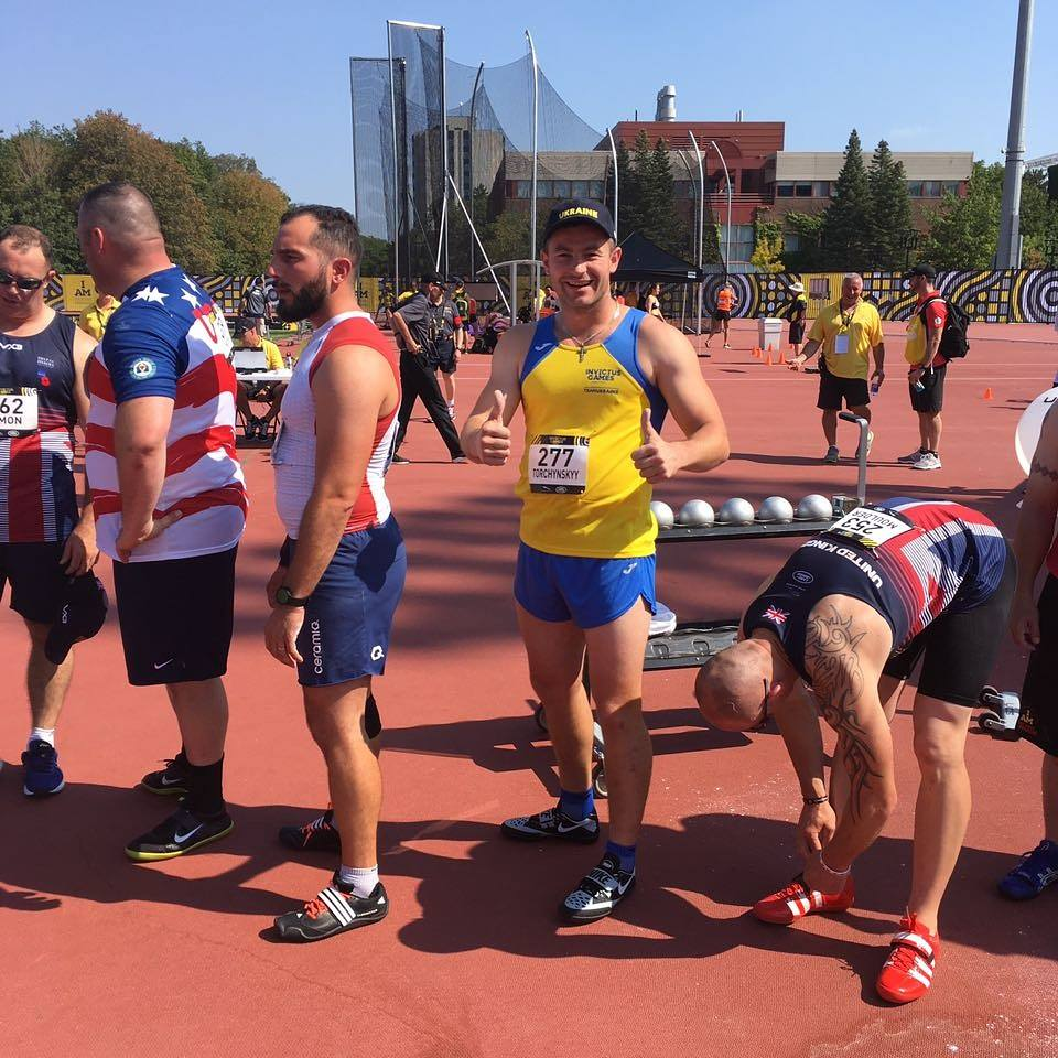ATO VETERAN BRINGS HOME THE FIRST MEDAL FOR UKRAINE AT THE INVICTUS GAMES